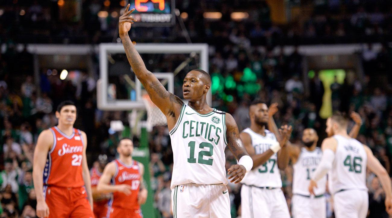 18751acb024d Unleashing Scary Terry  Rozier Emerges as Key Cog for Celtics