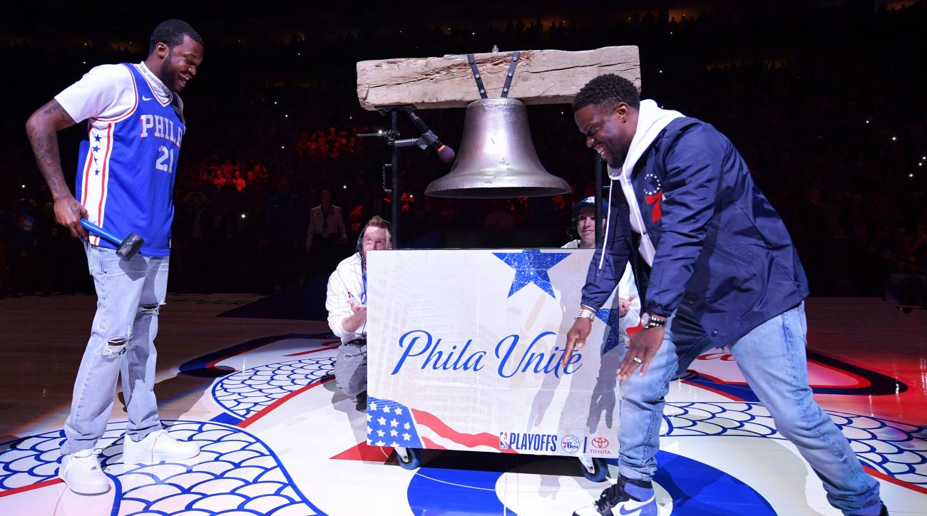 0d8829b44 Liberty At Last  The Process Behind the 76ers  Bell-Ringing Ceremony