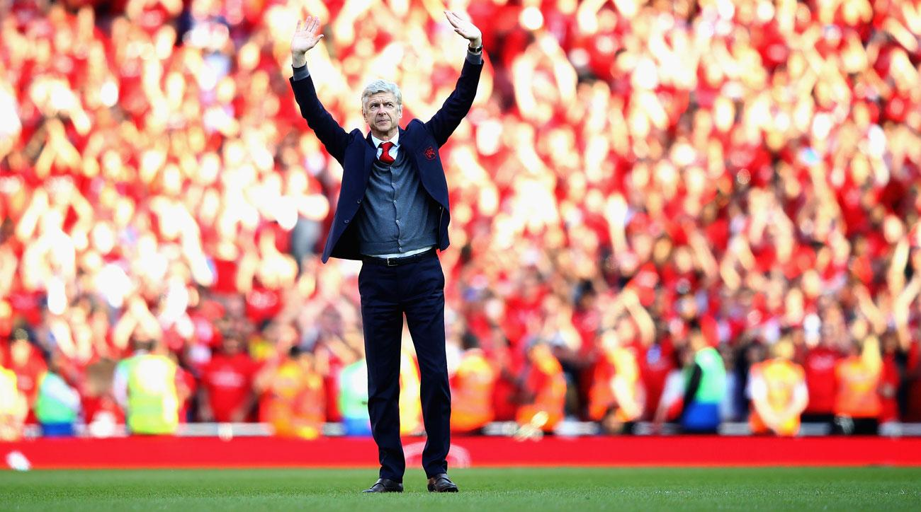 Arsene Wenger is leaving Arsenal after 22 seasons in charge