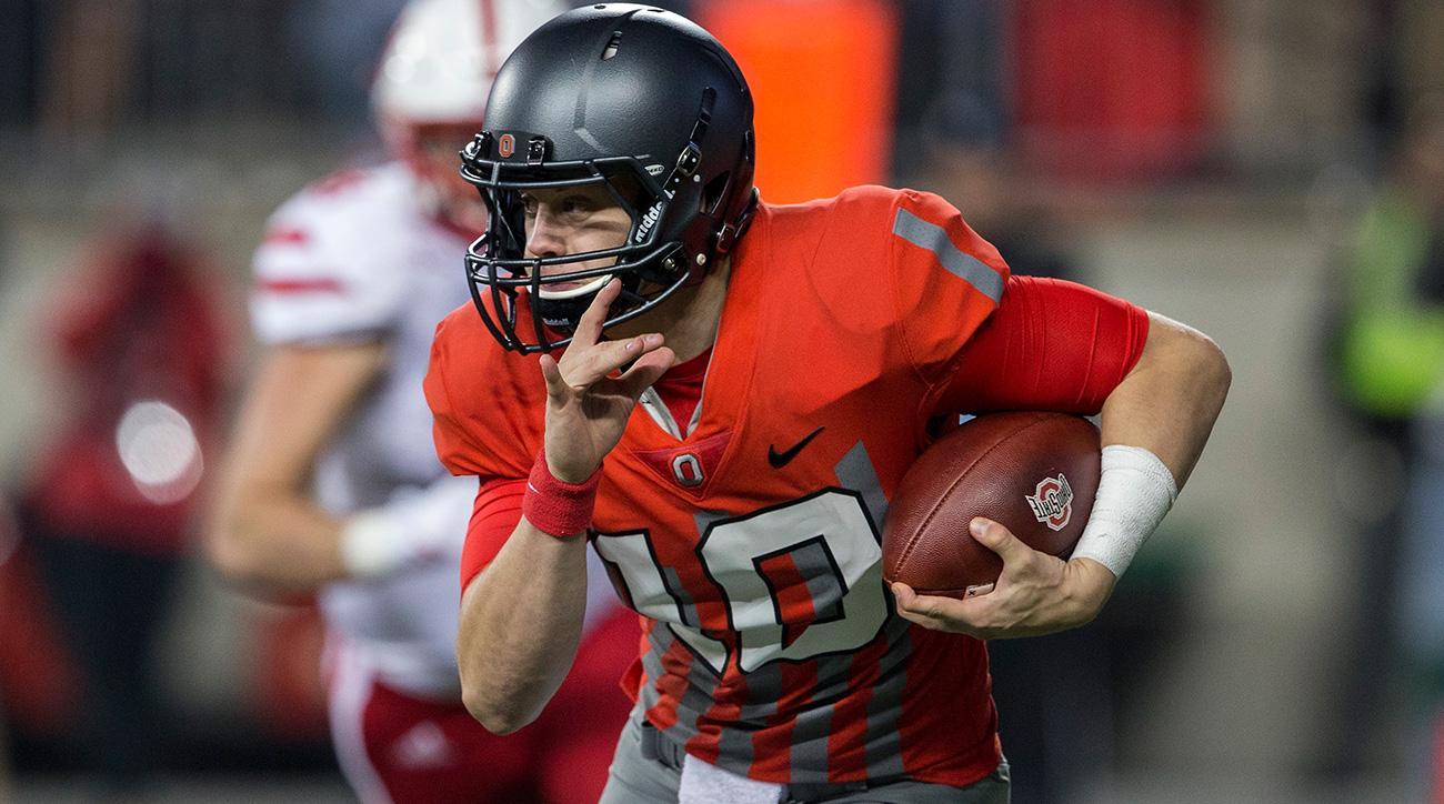 Ohio State transfer quarterback to visit Cincinnati