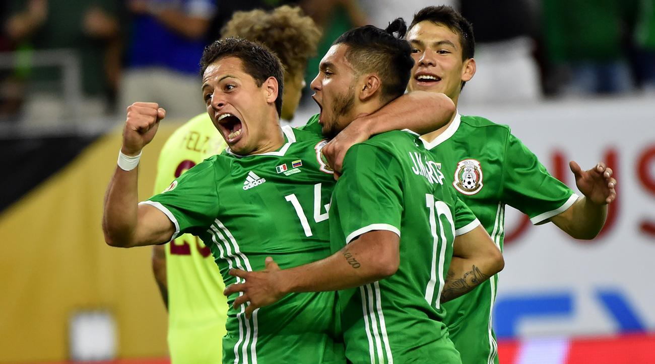 b47b05da8 Why is the Mexico national soccer team called El Tri? | SI.com