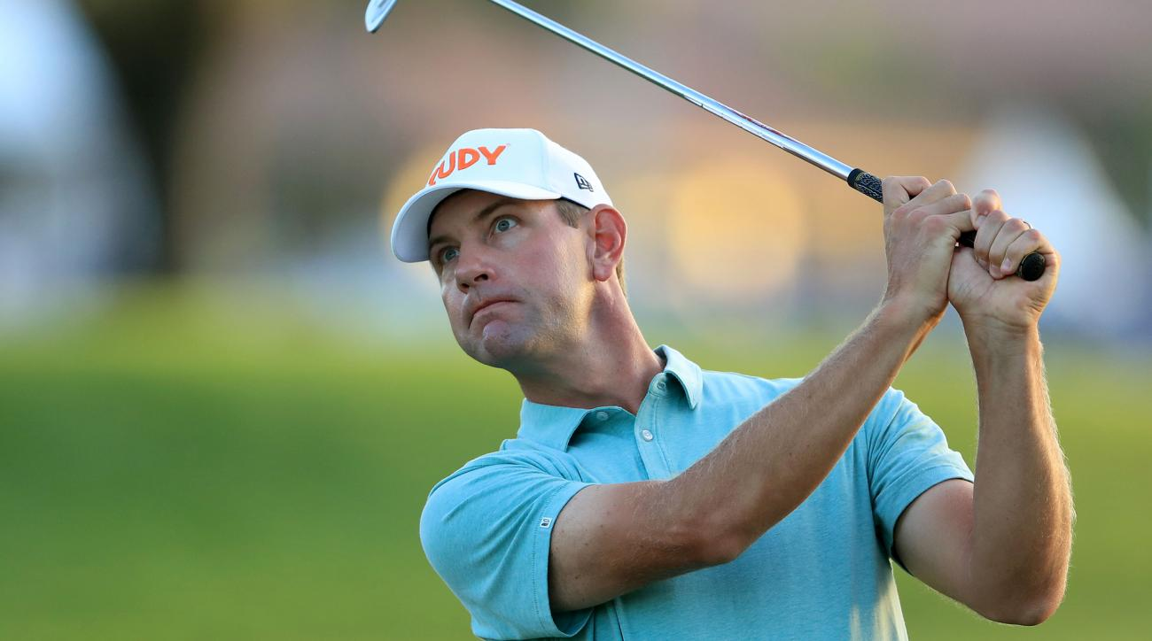 Lucas Glover's wife Krista called police first and said that Glover's mother attacked her