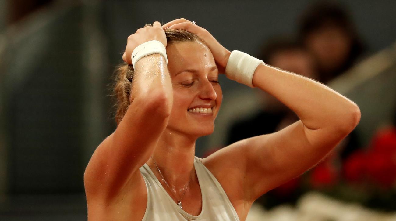 Petra Kvitova wins Madrid Open best story tennis Mailbag Jon Wertheim