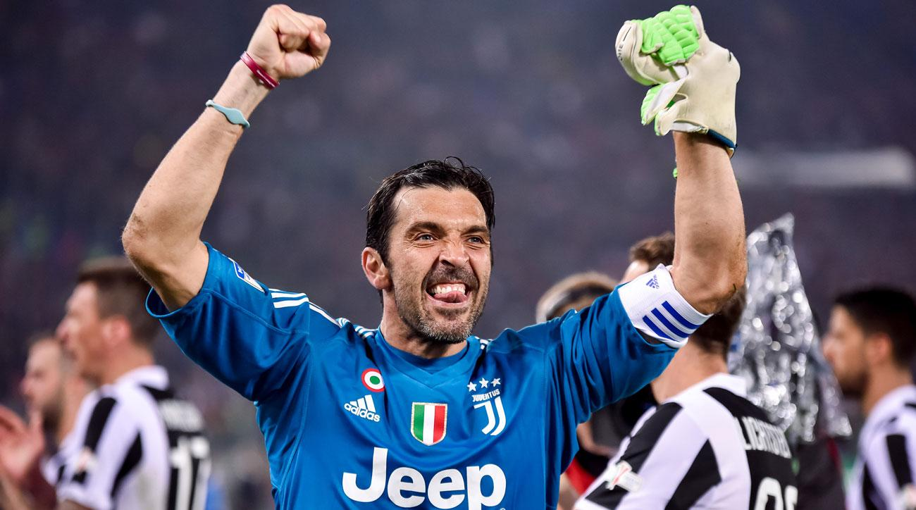 Gianluigi Buffon is leaving Juventus after 17 years