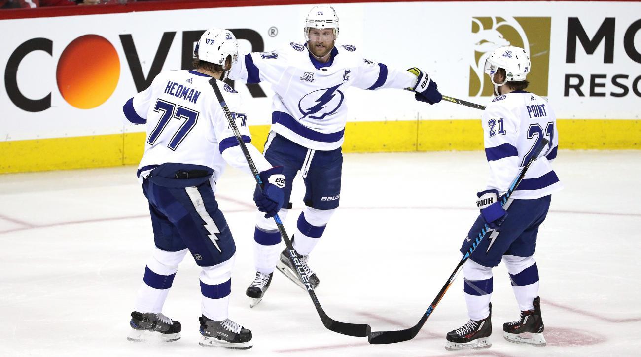 Tampa Bay Lightning v Washington Capitals - Game Four