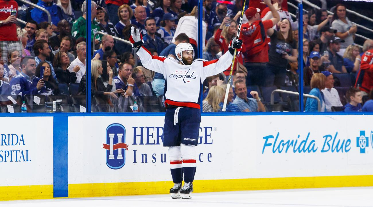 Washington Capitals v Tampa Bay Lightning - Game Two 59a27bee8fe