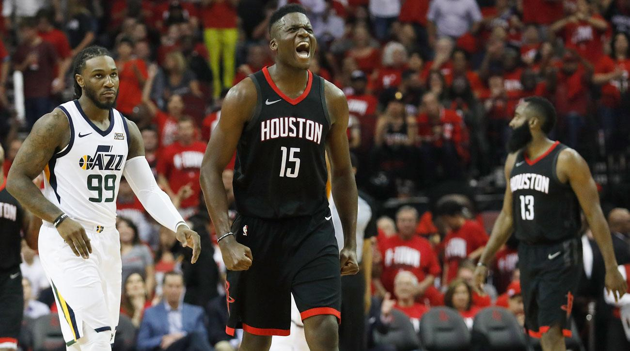 211772e9473 Breakaway  Clint Capela Stakes His Claim As a Pick-and-Roll Terror