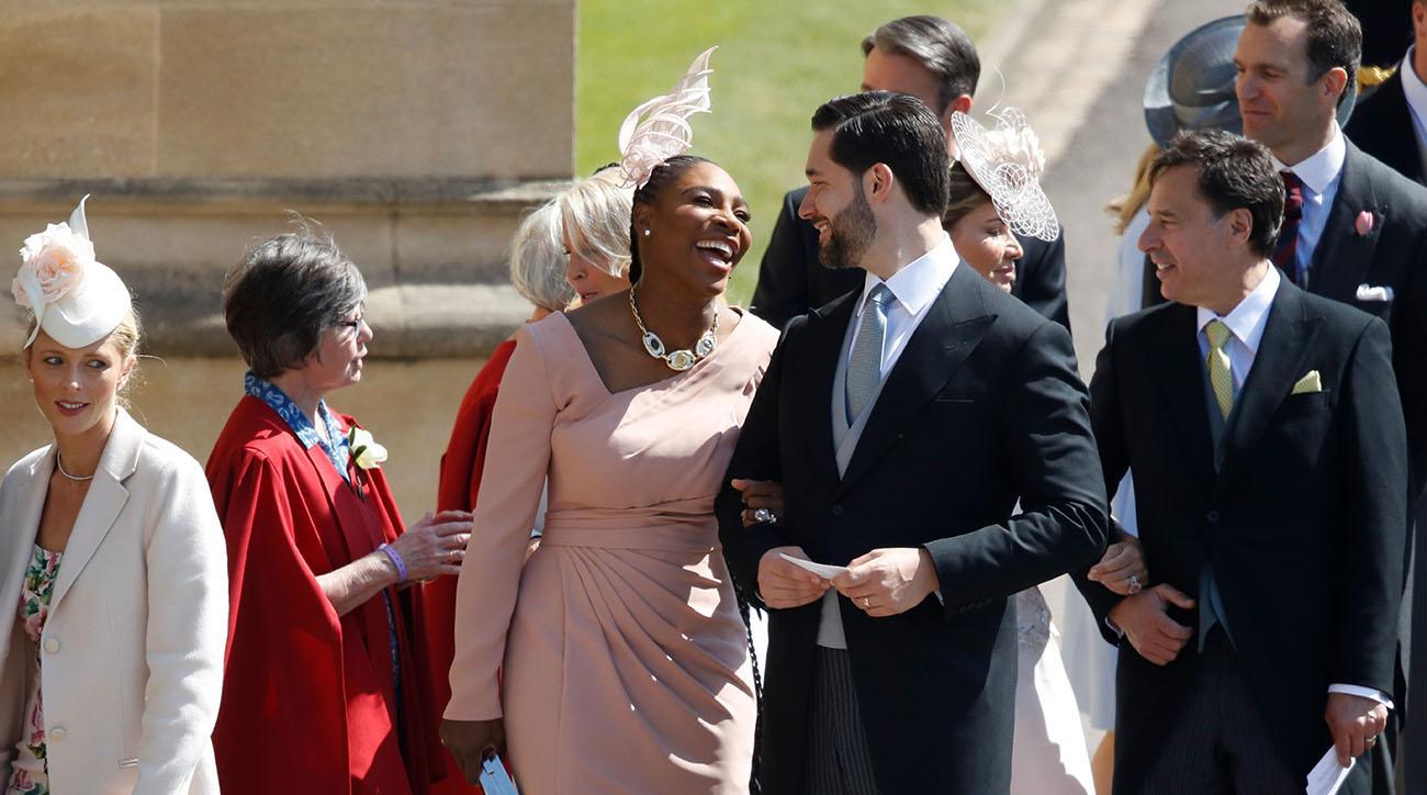 serena williams, david beckham, royal wedding, meghan markle prince harry, prince harry, meghan markle