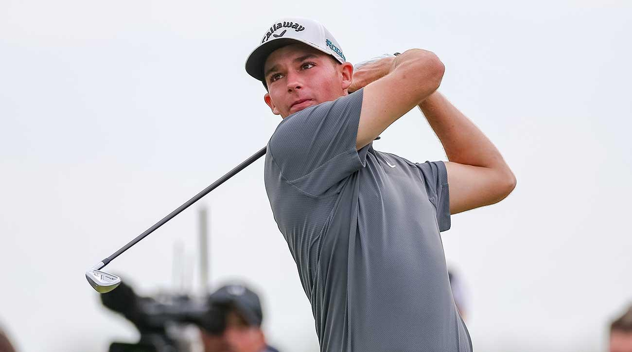 Aaron Wise picked up his first career PGA Tour victory on Sunday.