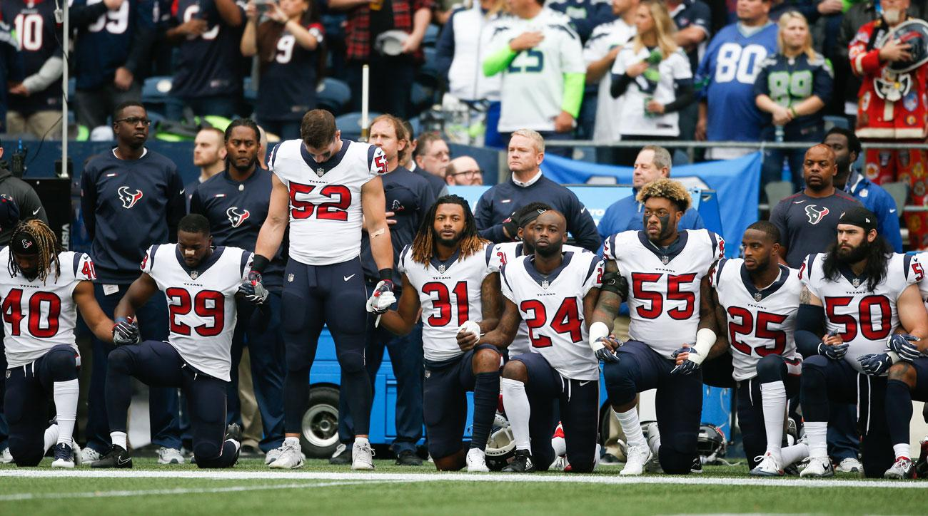 Nfls National Anthem Policy How Nflpa Can Combat New Rules Si