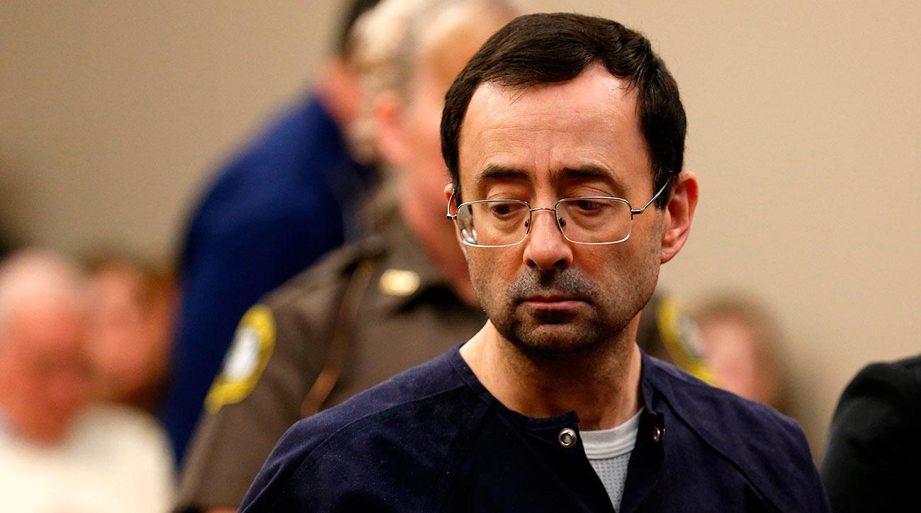 Head Of USA Gymnastics Apologizes For 'Horrific Acts' Of Larry Nassar