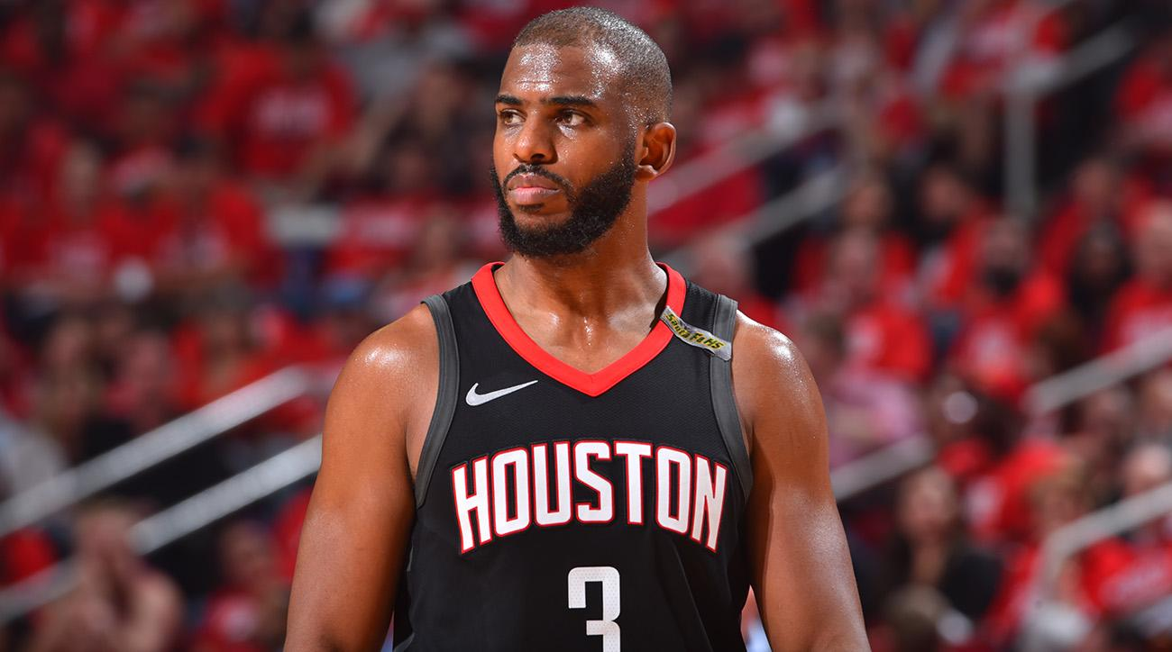 937321b64fd9 Warriors-Rockets  Can Chris Paul Overcome Injury to Play Again