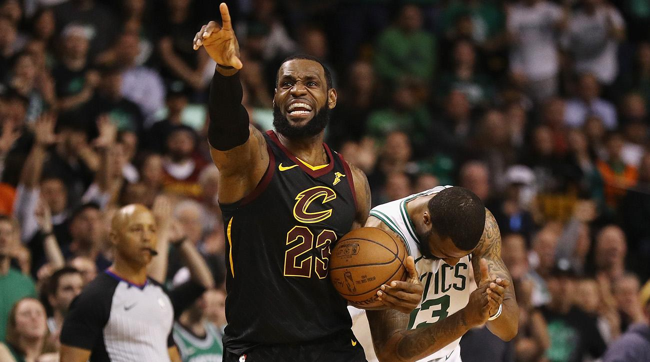Cleveland Cavaliers v Boston Celtics - Game Seven