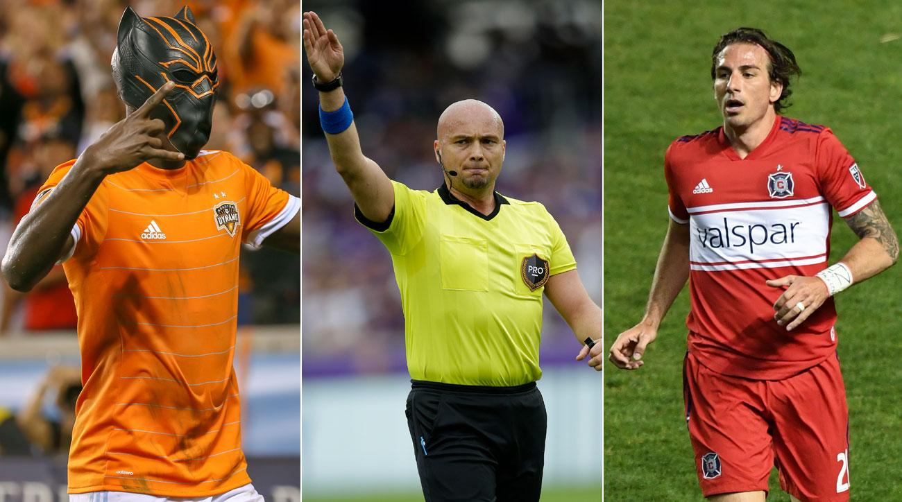 Alberth Elis and Alan Gordon were among the stars of MLS Week 13