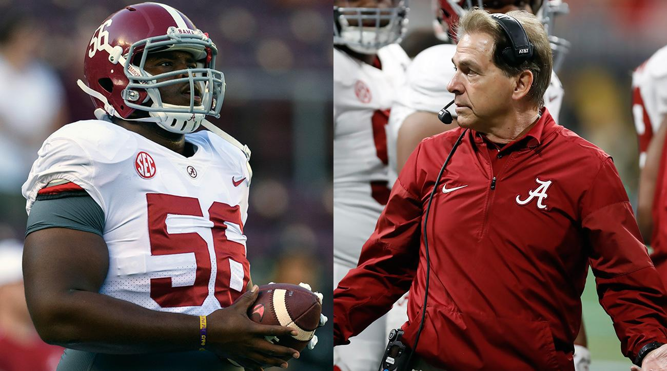 Nick Saban: SEC should change transfer rules if it doesn't want Brandon Kennedy controversy