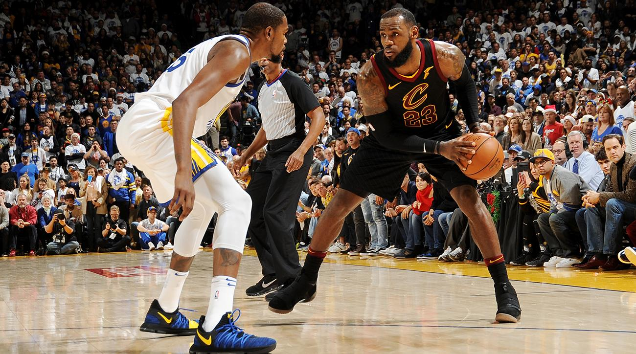 6c6f546f3d3c 2018 NBA Finals Preview  Warriors-Cavs IV Will Be LeBron s Toughest Test Yet