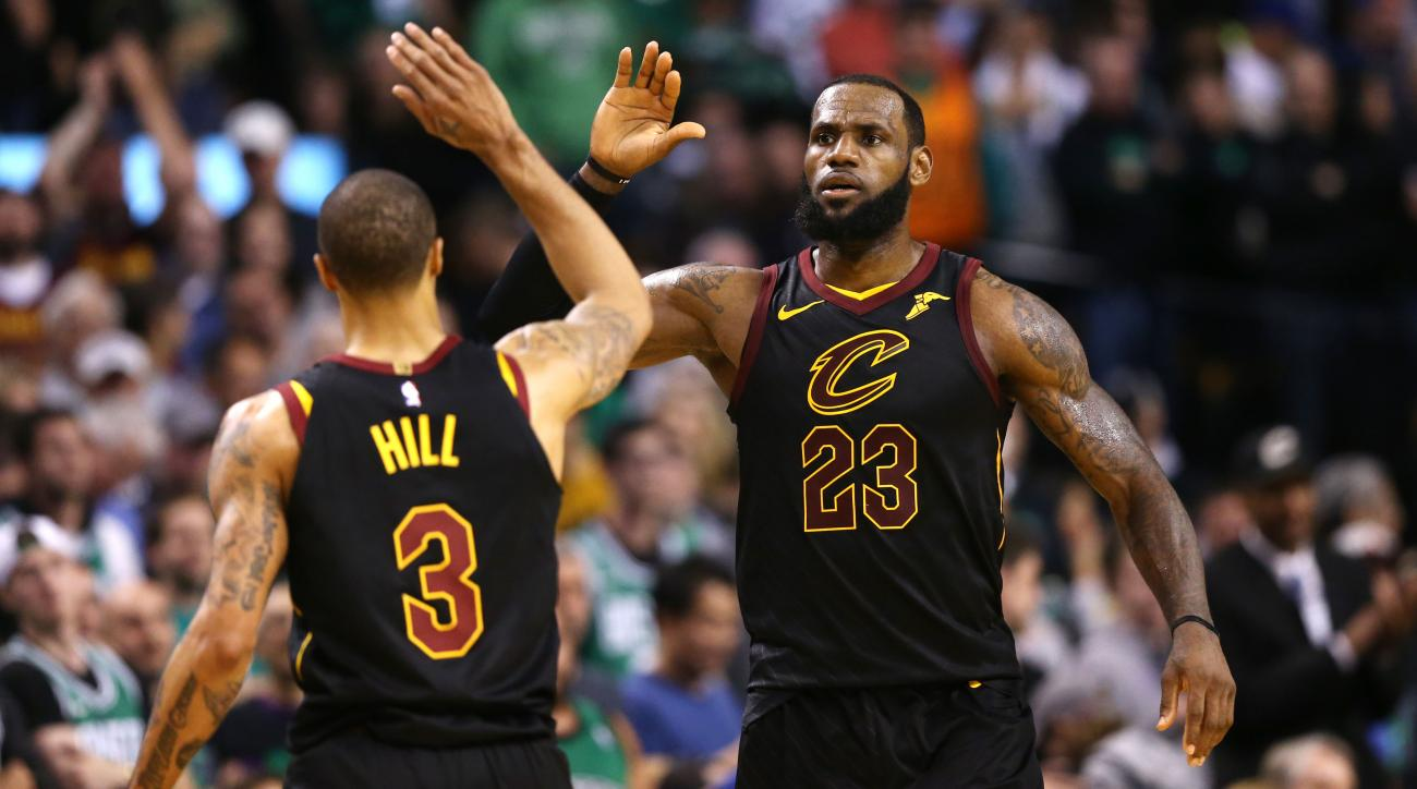fa645c4d3 NBA Finals  Cavs Blow Game 1 After J.R. Smith Blunder