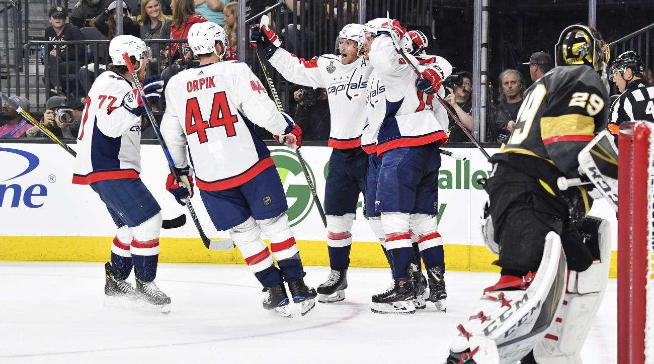 Braden Holtby save video  Caps goalie saves Stanley Cup Game 2  262d4529c1c