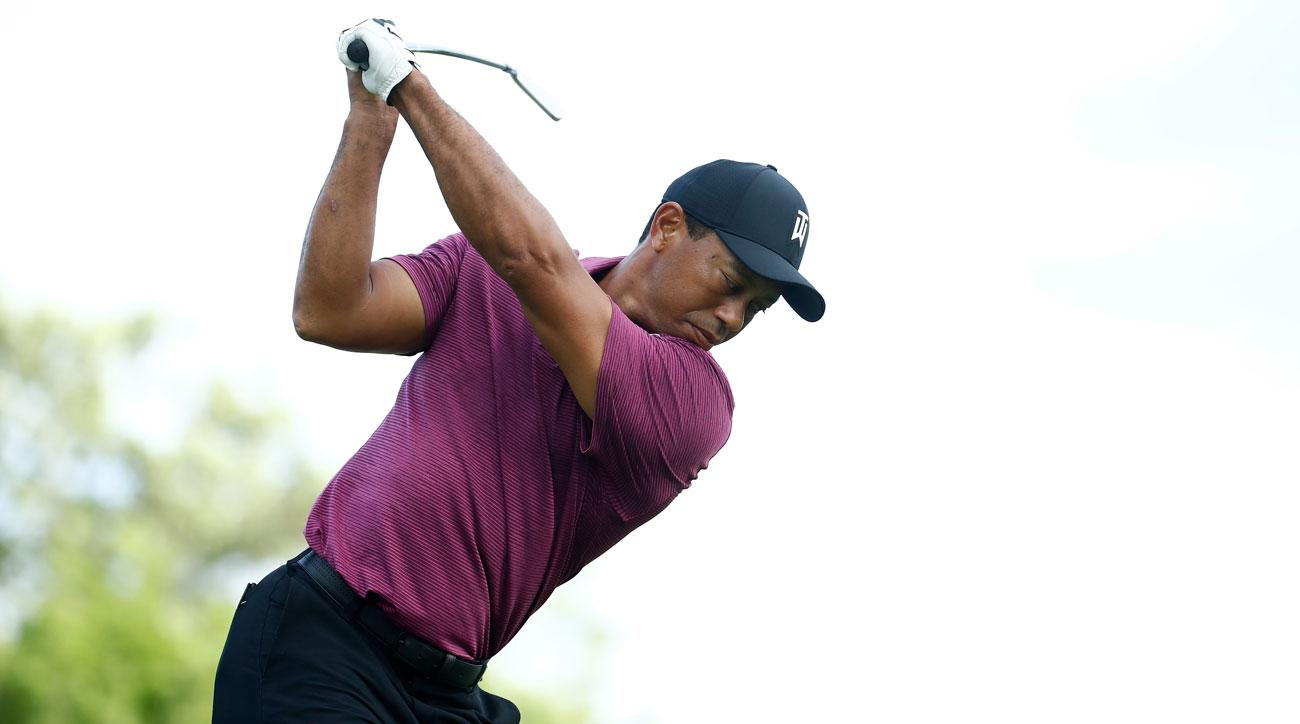 Tiger Woods live blog for the Memorial 2018