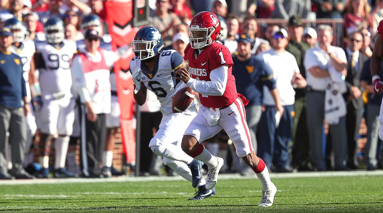f6ca4aae Kyler Murray's Baseball and Football Careers Converge for an Intriguing  Summer at Oklahoma