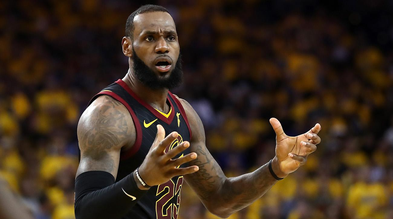 c0daeee643da NBA Finals  J.R Smith s Mistake Will Haunt LeBron