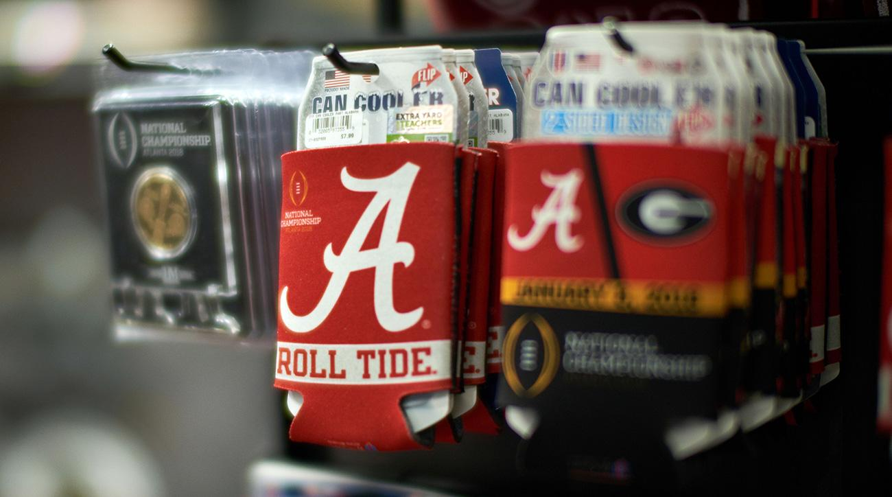 SEC alcohol policy: Athletic directors, presidents eye rule change