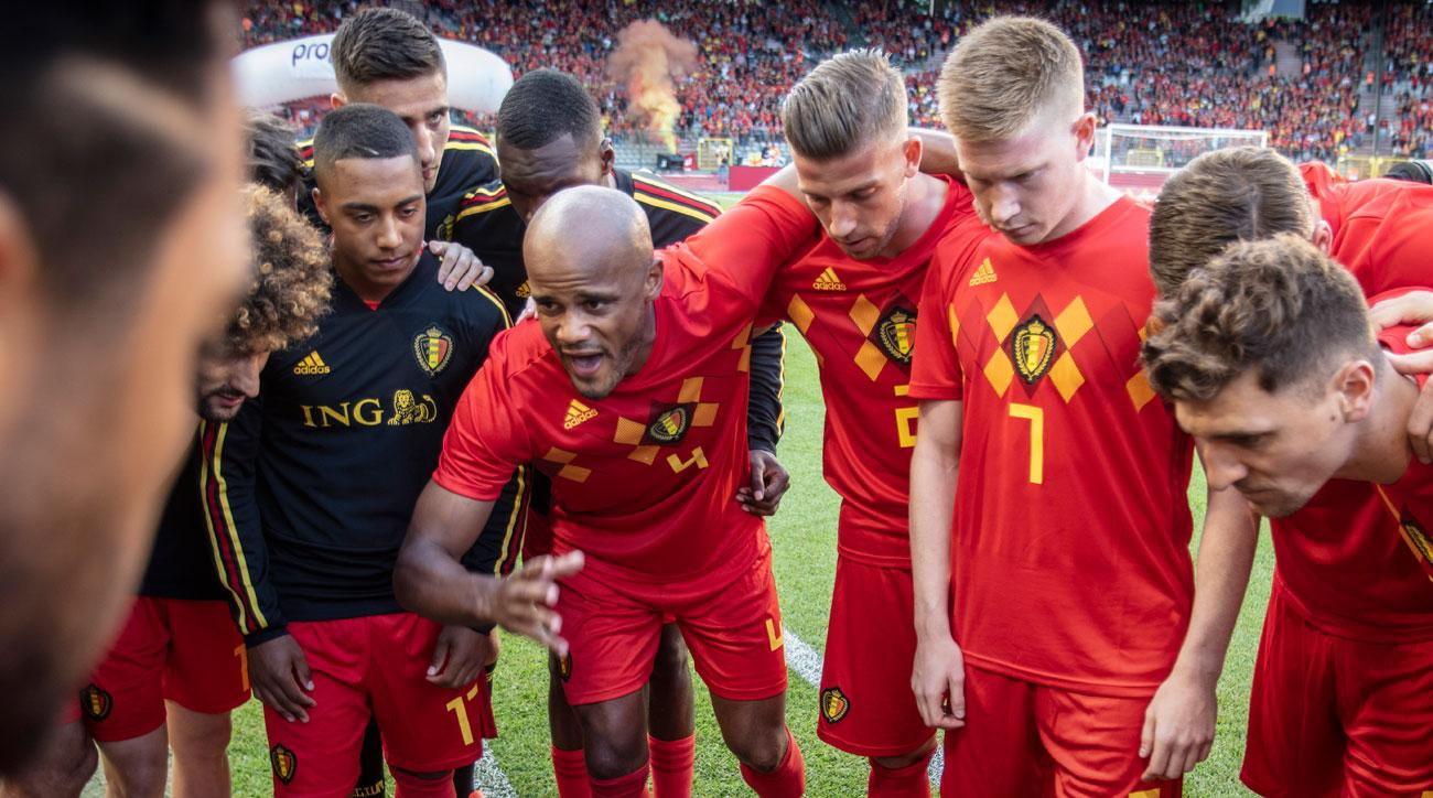 Image result for world cup squad belgium 2018 kompany