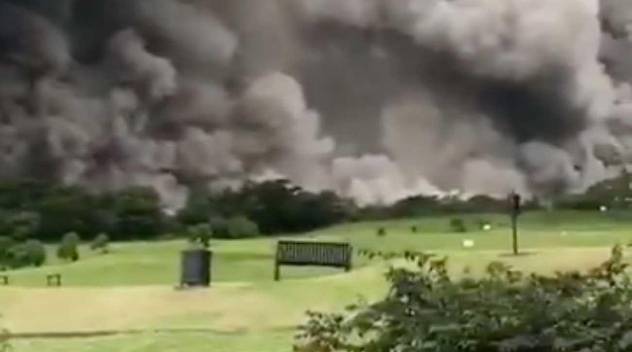A catastrophic volcanic eruption engulfed Guatemala in ash and smoke over the weekend.