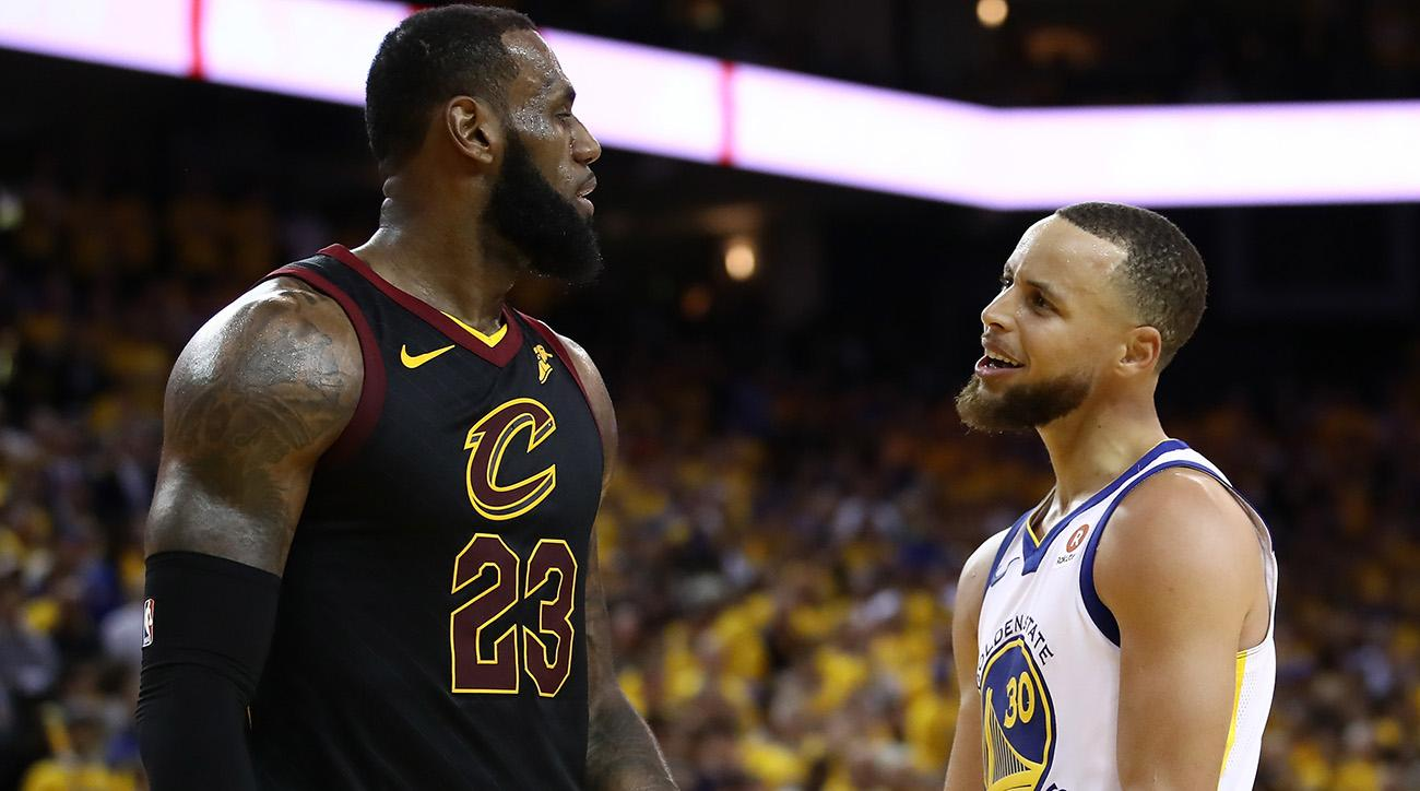 5a14ed1442b Would a Warriors Sweep Indicate a Cavs Breakdown or Just Reality