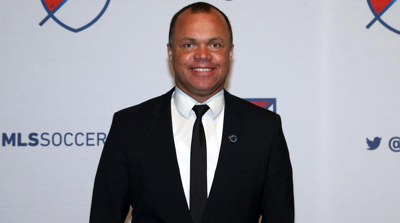 Earnie Stewart is leaving the Philadelphia Union to become the first U.S. men's national team general manager