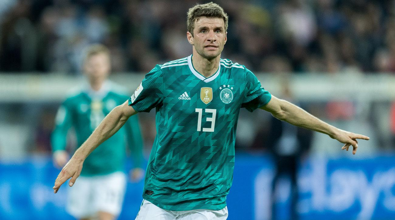on sale a318d 6bcdd Germany: World Cup hopes hinge on Muller's form, Neuer's ...