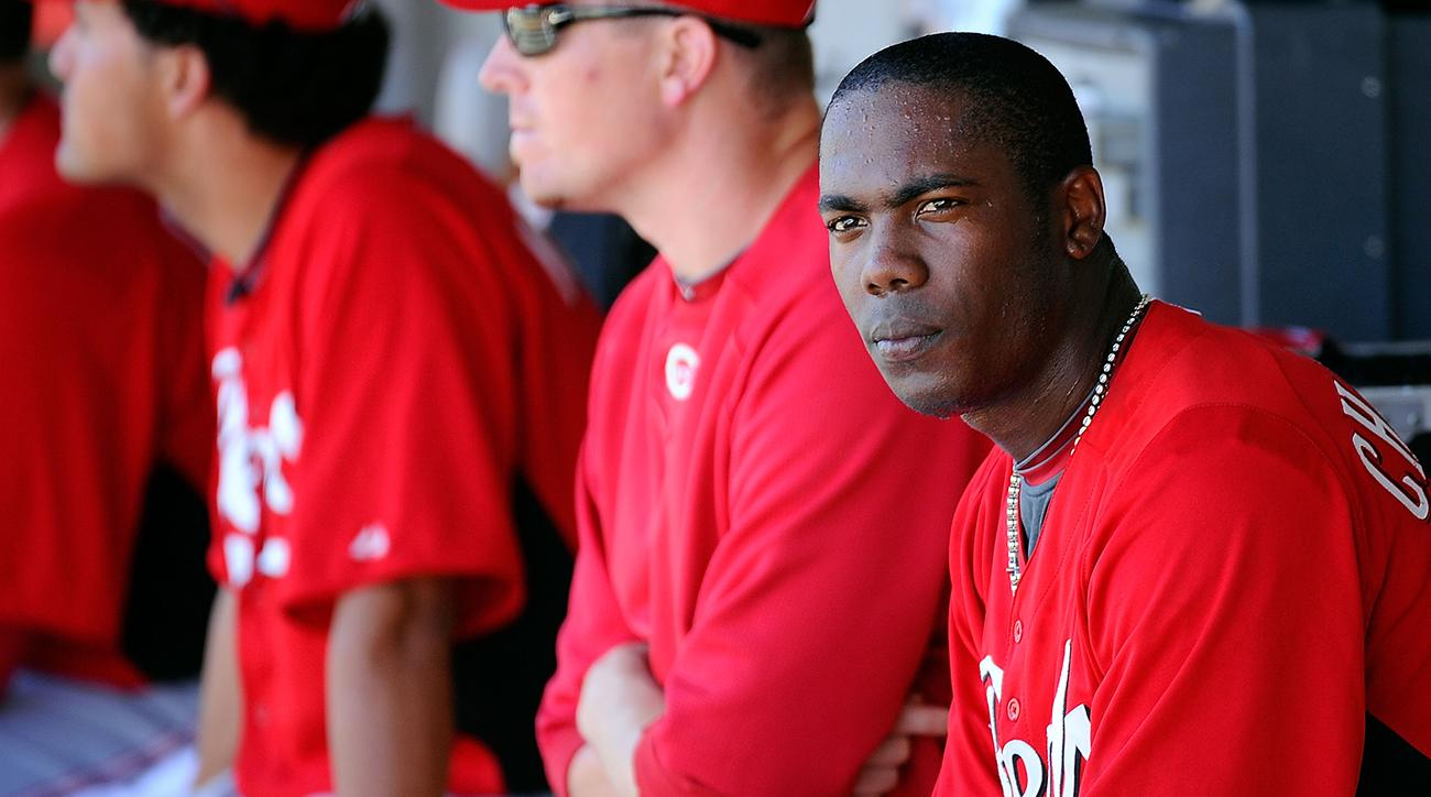 As Aroldis Chapman recovers, dangers of line drives hit close to home