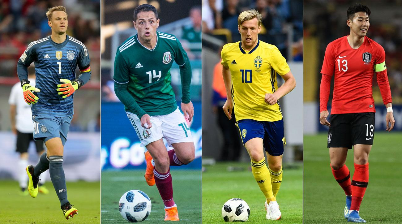5093650b0 2018 World Cup Group F Preview  Mexico