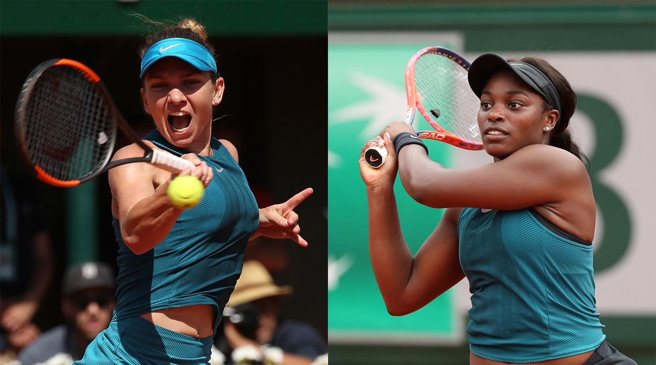 Simona Halep Sloane Stephens French OPen Roland Garros Finals predictions picks