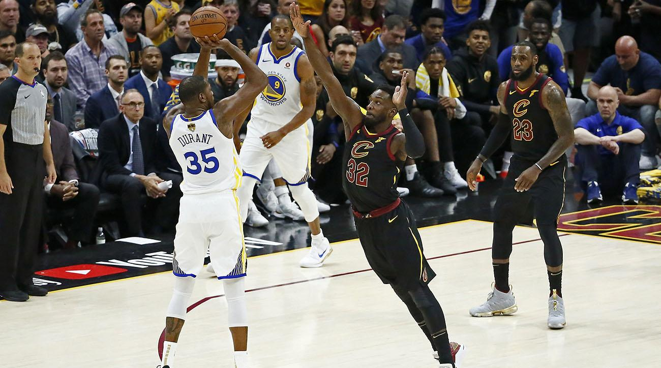 Warriors vs Cavs Game 4 highlights  2018 NBA Finals score 9e0a72acf