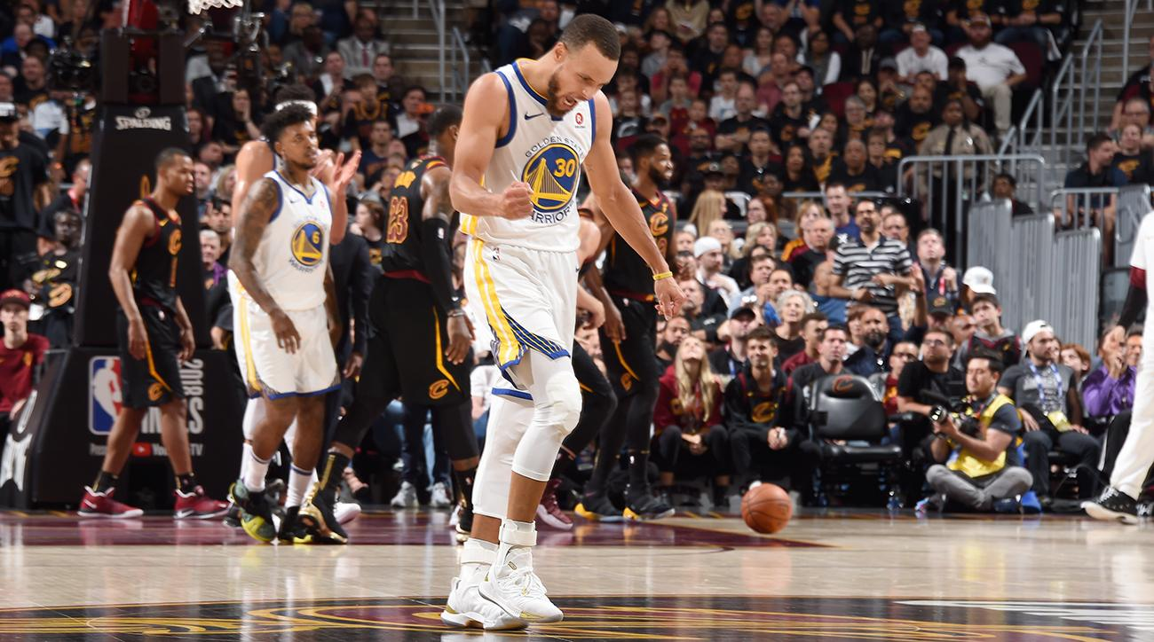 The Warriors Are Champions (Again) and They Aren't Going Anywhere