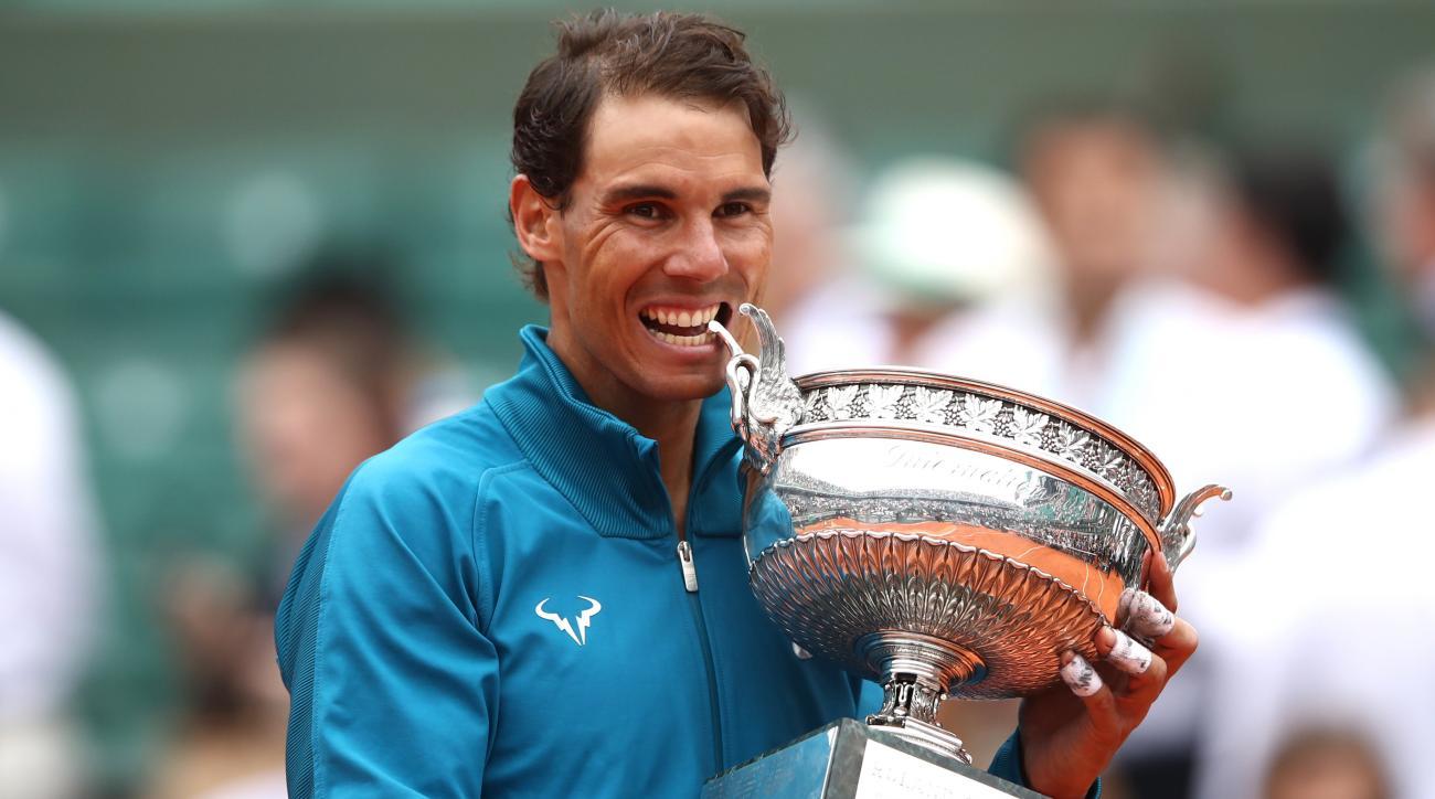 Rafael Nadal french open roland garros clay
