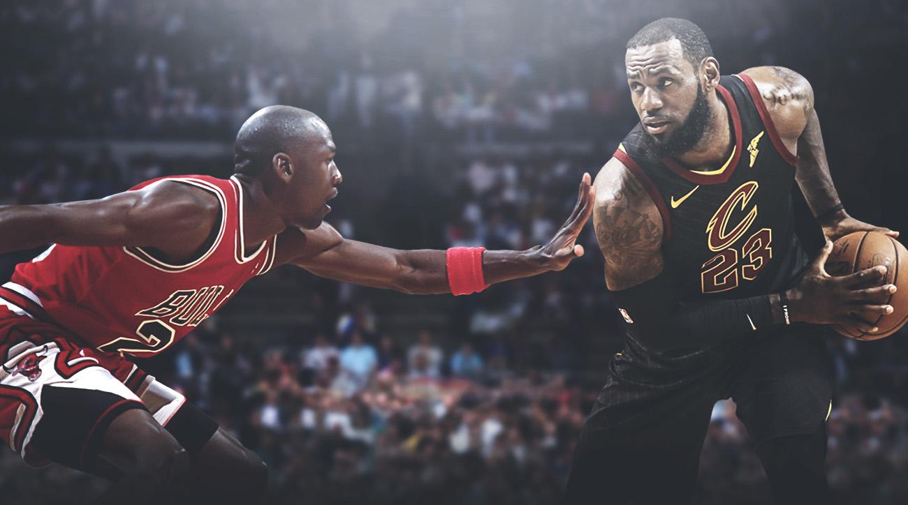 89fc845d6f7f9c Michael Jordan vs. LeBron James  The Debate Examined