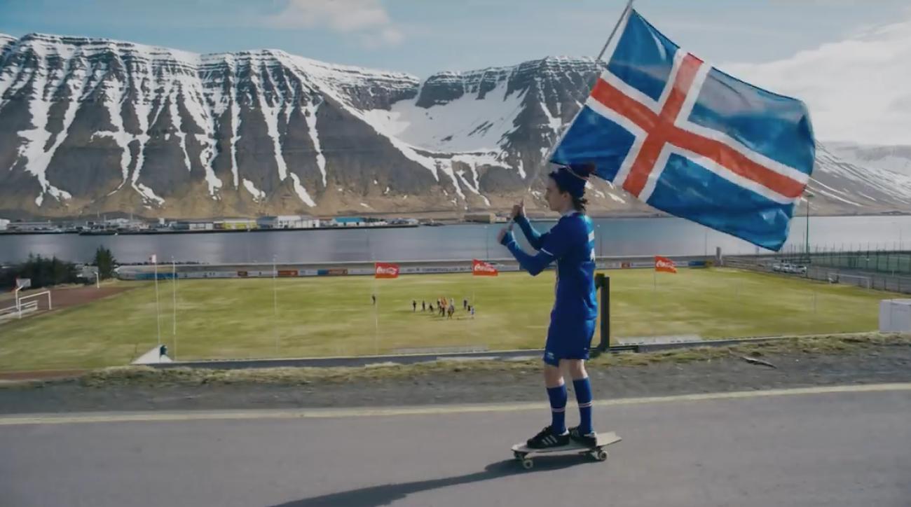 Iceland World Cup: Hannes Thór Halldórsson's Coke ad (video)