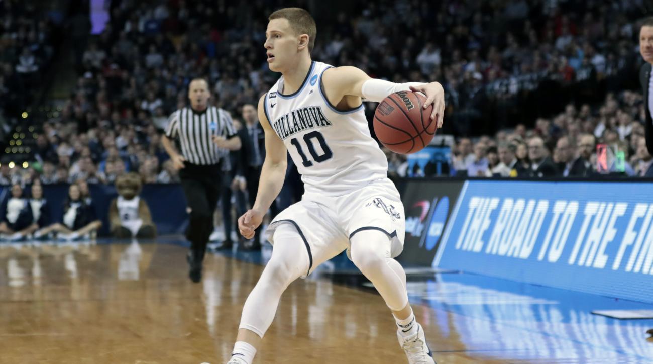 ea51f2ba530 Bucks pick Donte DiVincenzo: 2018 NBA draft grades | SI.com