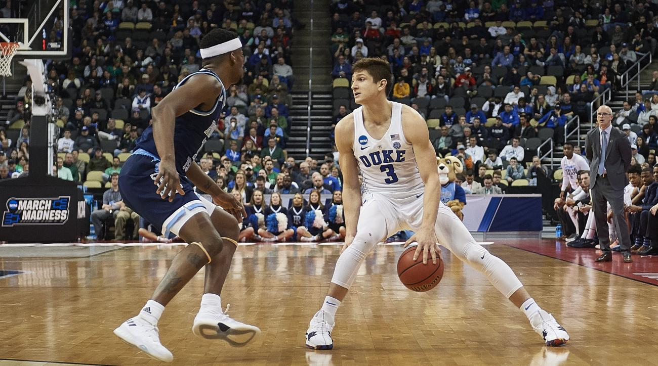 Jazz Pick Grayson Allen 2018 Nba Draft Grades Si Com
