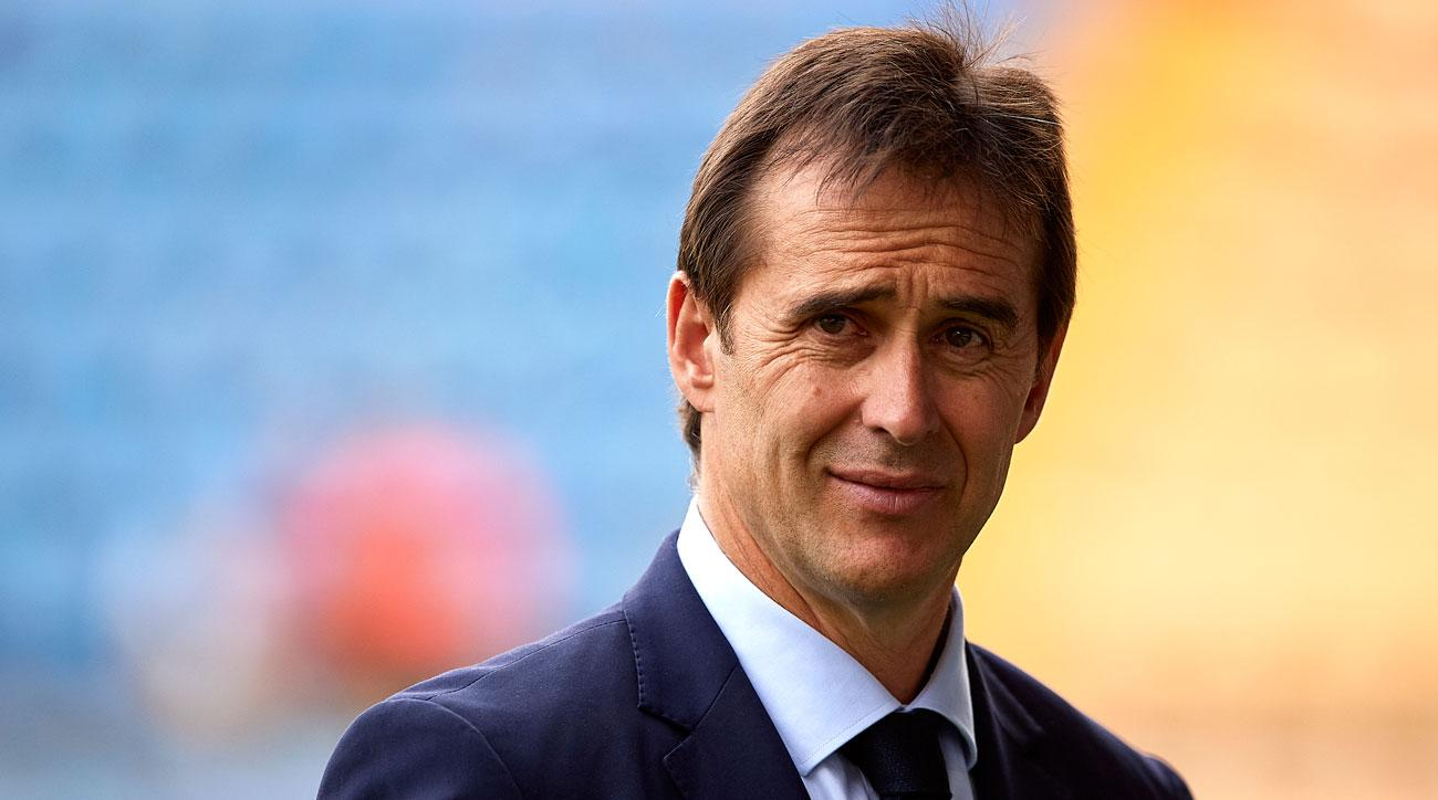 Spain coach Julen Lopetegui accepted the Real Madrid manager job days before the start of the World Cup