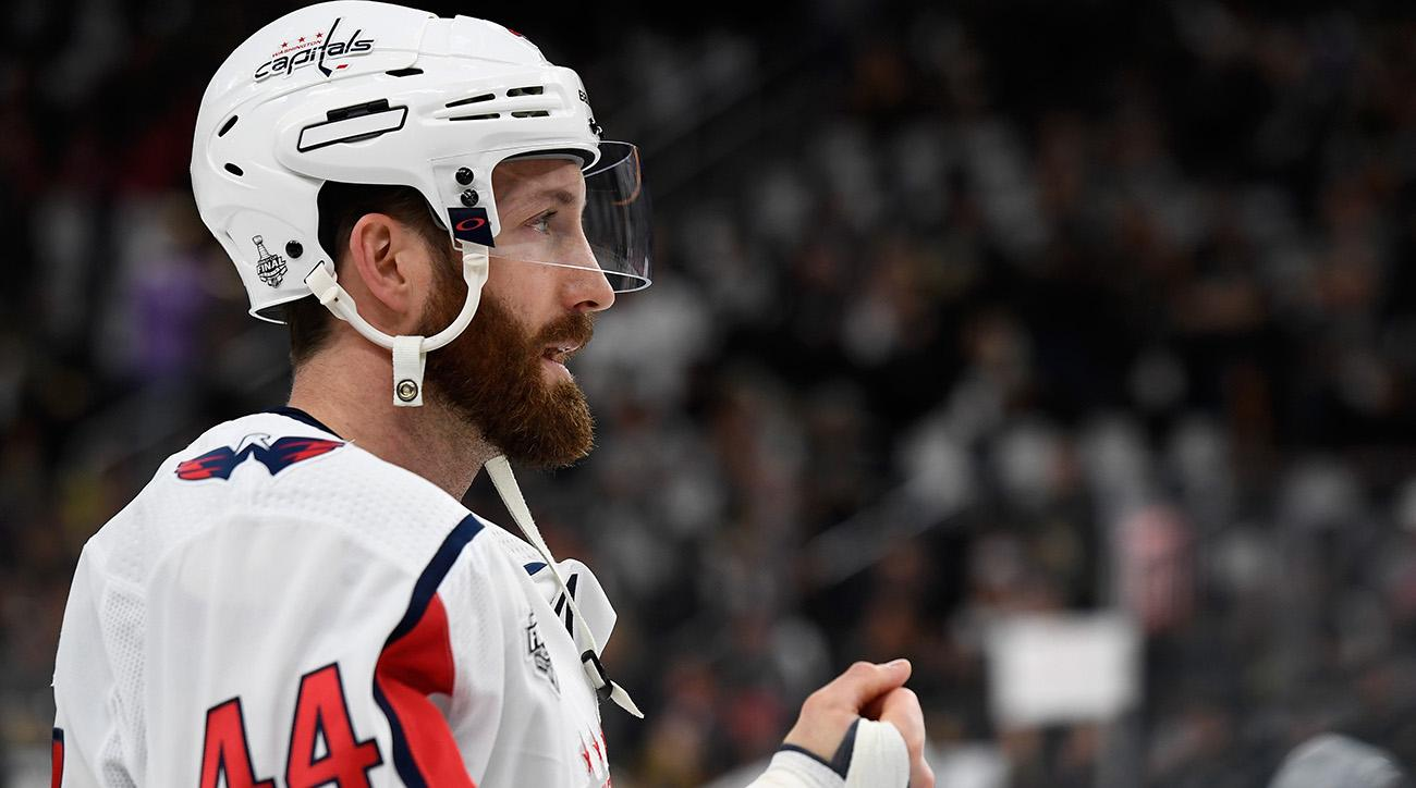 Brooks Orpik finger fell off  Capitals defenseman injured in Cup ... 034ad86676d1