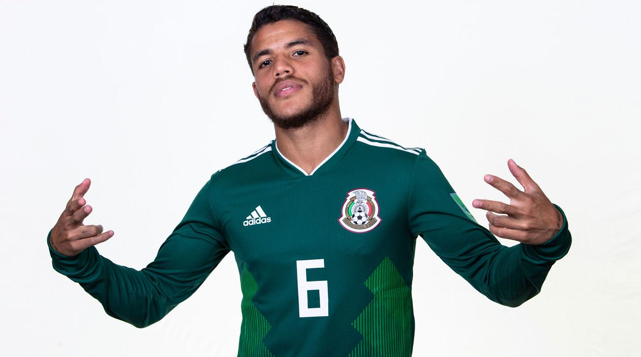 784d6fd4f36 Jonathan Dos Santos Has His World Cup Chance, A Sense of Humor and Osorio's  Back