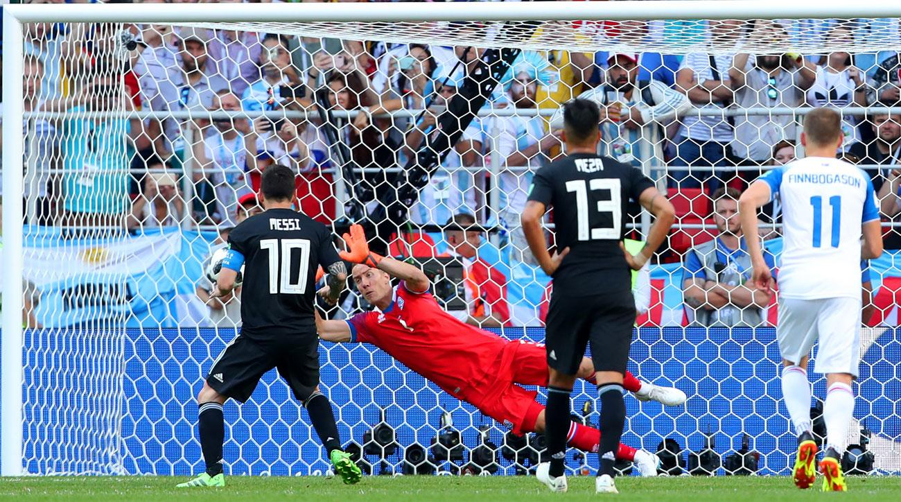 WATCH  Messi Has PK Saved as Iceland Holds Argentina to World Cup Draw 5965d8d4d
