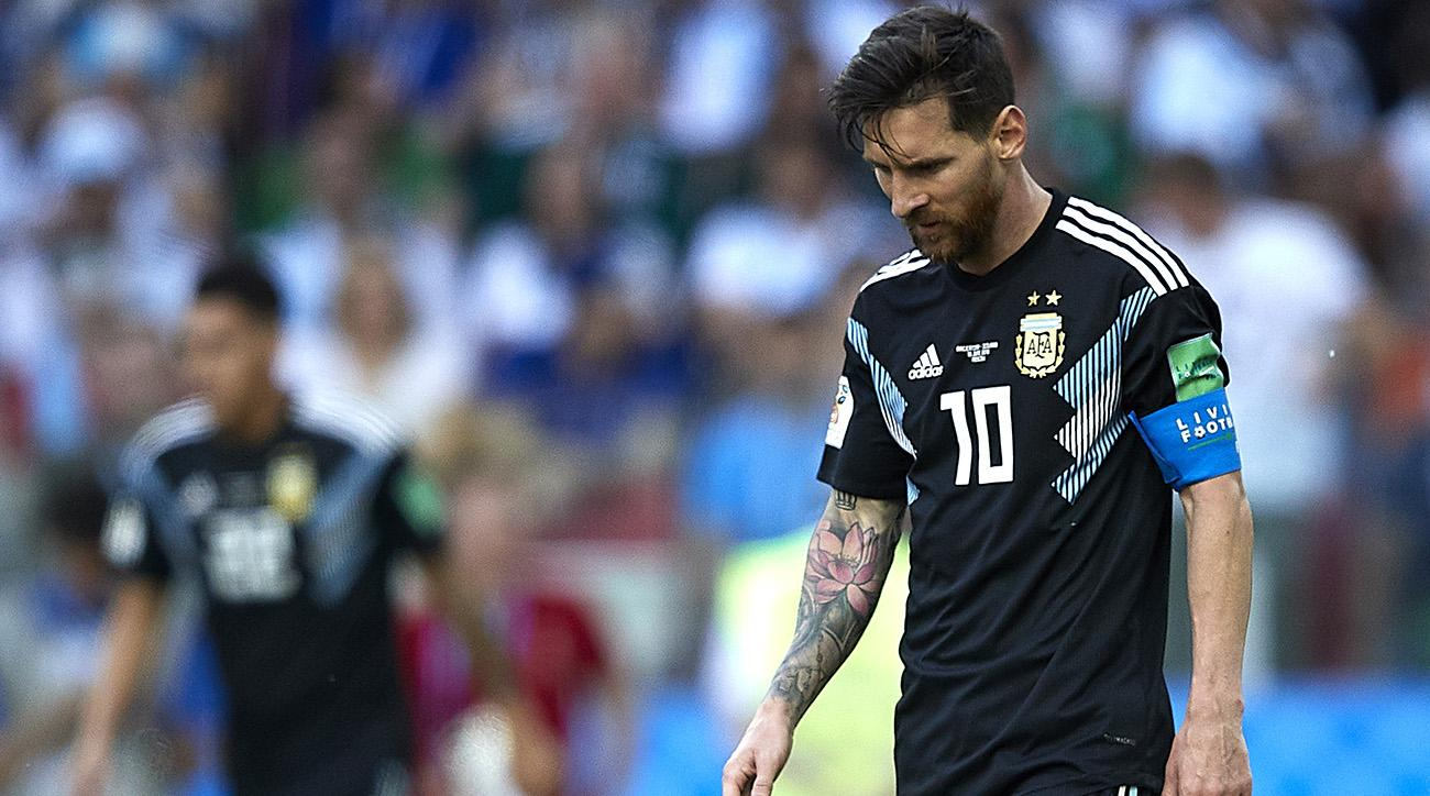 a869f6b5b96 World Cup 2018  Lionel Messi s missed penalty cost Argentina