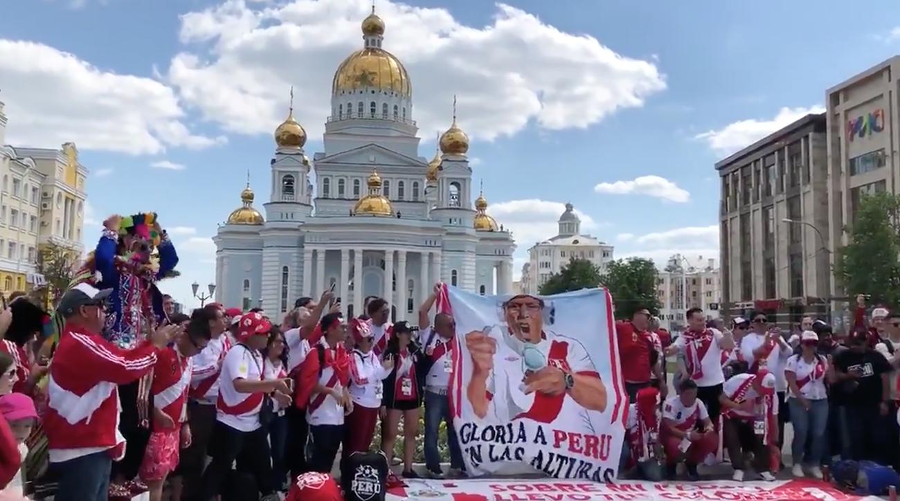 peru, denmark, Peru Denmark, world cup, 2018 world cup, russia world cup, peru fans