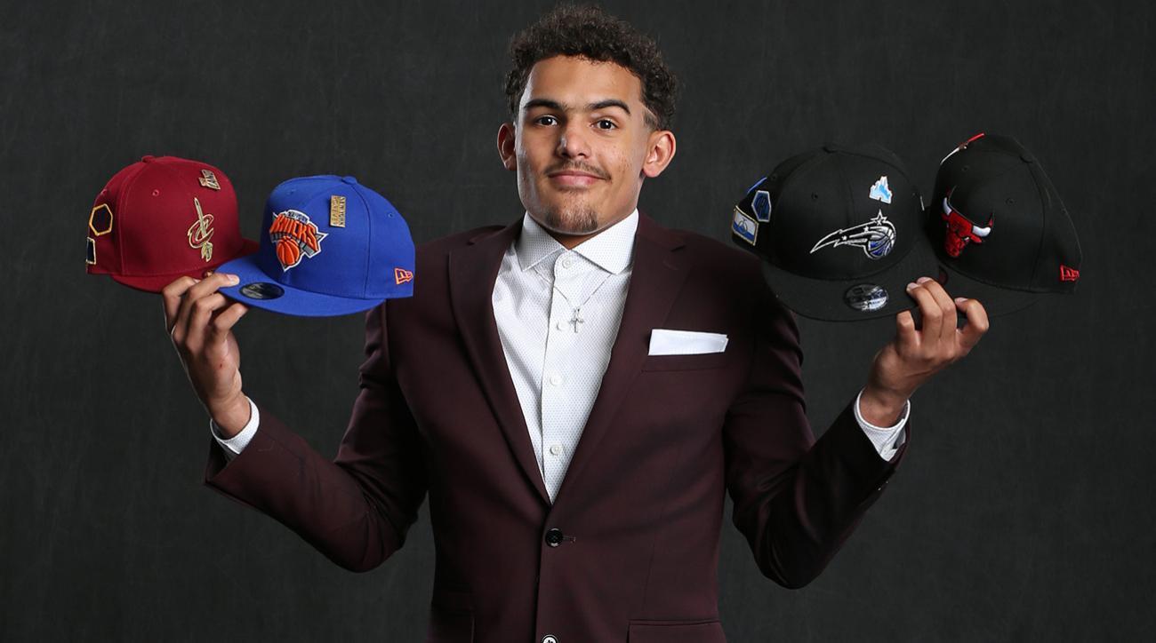 NBA Draft: Trae Young, Collin Sexton or Shai Gilgeous-Alexander