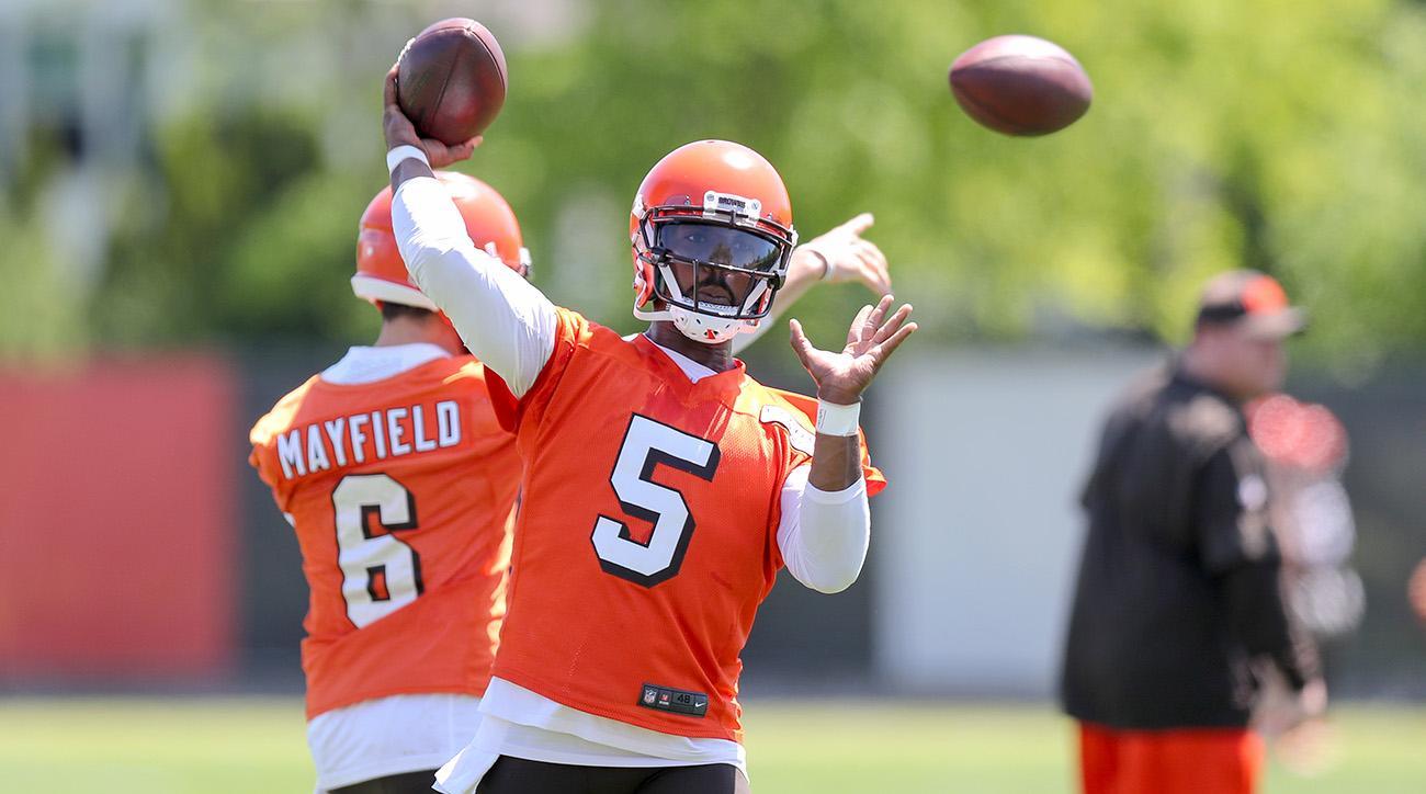 NFL: MAY 23 Browns OTA