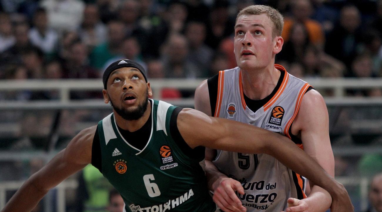 NBA draft prospect Tryggvi Hlinason